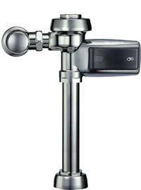 Flushometers: Sloan Valve Co.
