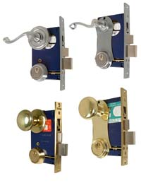 Lockset: Marks USA