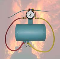 Fire Pump Flow Meter: Preso Meters