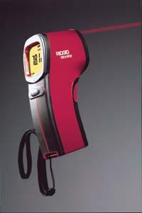 Infrared Thermometer: RIDGID