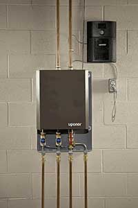 Wiring Panel: Uponor