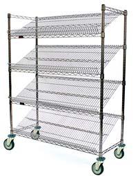 Shelf Carts: Eagle MHC