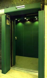 Elevator Liners: Door Guard Inc.