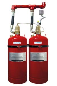 Fire Suppression Systems: Ansul Inc.