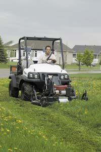 Utility Vehicle: Bobcat Co.