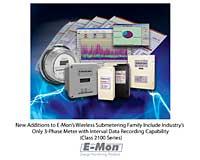 Wireless Submeter: E-Mon LLC