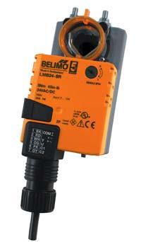 Actuators: Belimo Aircontrols