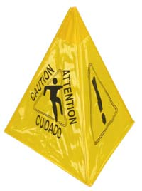 Caution Sign: Continental Commercial Products