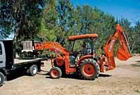 Tractor: Kubota Tractor Corp.