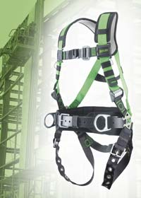 Construction Harness: Miller Fall Protection