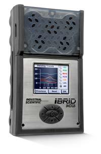 Gas Monitor: Industrial Scientific Corp.