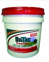 Flooring Adhesive: DriTac Adhesive Group