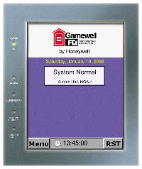 Emergency Response Information Display: Gamewell-FCI