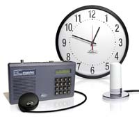 Wireless Clocks: Lathem Time Corp.