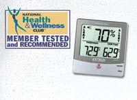 Humidity Alert Meter: Extech Instruments
