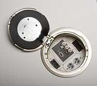 Poke-Thru Device: Wiremold/Legrand