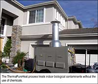 Mold Remediation System: ThermaPureHeat