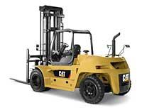 Lift Truck: Cat Lift Trucks