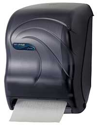 Towel Dispenser: San Jamar