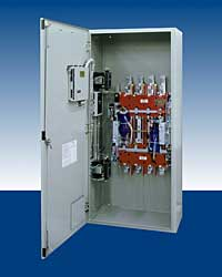 3-Cycle Transfer Switch: Russelectric Inc.