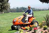 Riding Lawn Mower: Kubota Tractor Corp.