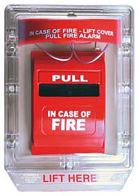 Fire Alarm Cover: Safety Technology International Inc. (STI)