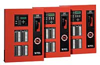 Fire Alarm Panel: Silent Knight by Honeywell