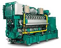 Lean-Burn Generator Set: Cummins Power Generation