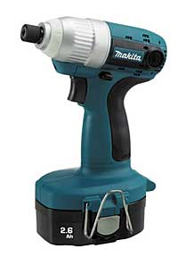 Cordless Impact Screwdriver: Makita USA Inc.