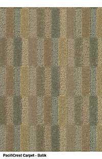 Carpeting: PacifiCrest Mills Inc.