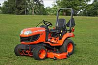 Sub-Compact Tractor: Kubota Tractor Corp.