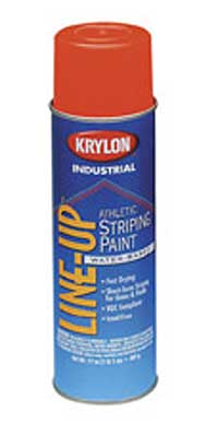 Turf-Marking Paint: Krylon Products Group