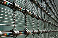Architectural LED Displays: GKD Metal Fabrics