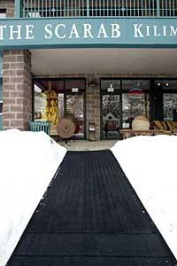 Heated Walkway Mats: Heat Trak LLC