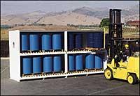 Palletized Lockers: Safety Storage Inc.
