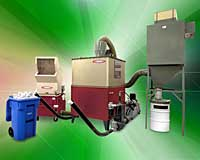 Briquetting System: Security Engineered Machinery Co. (SEM)