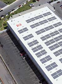 Solar Electric Roofing: Sika Sarnafil Inc.