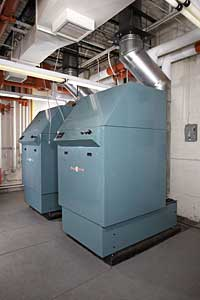 Condensing Boiler: Cleaver-Brooks Inc.