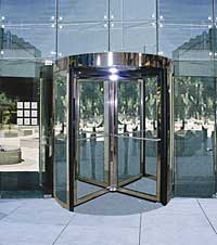 Revolving Door: Besam Automated Entrance Systems