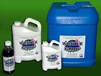 Fertilizer: Wondergrow Plant Food