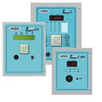Controllers: MSA-Mine Safety Appliances Co.