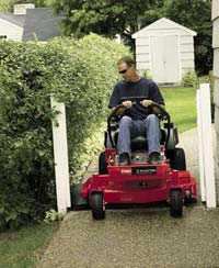 Riding Mowers: The Toro Co.