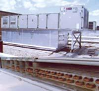 Rooftop HVAC: ThyCurb