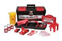 Lockout Kits: Brady Corp.