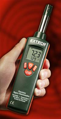 Hygro Thermometer: Extech Instruments