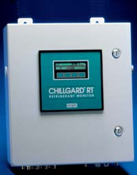 Refrigerant Monitor: MSA-Mine Safety Appliances Co.