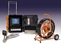 Pipe Inspection System: General Pipe Cleaners
