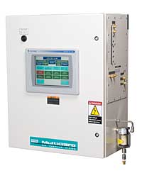 Gas Sampling System: MSA-Mine Safety Appliances Co.