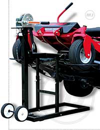 Mower Lifts: MoJack