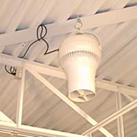Industrial Ceiling Fan: Airius LLC